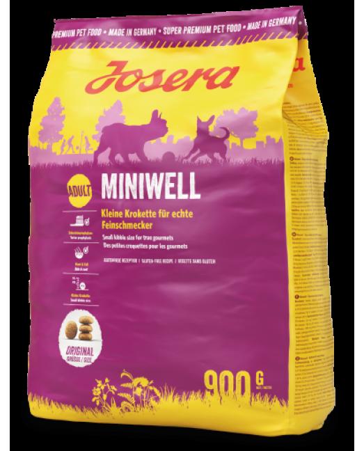 Josera Miniwell 900г